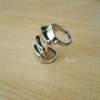 アーマーリング NANA 指輪 パンクロック PUNK(リング(指輪))