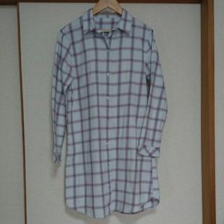 ジーユー(GU)のGUシャツパジャマルームウェア(パジャマ)