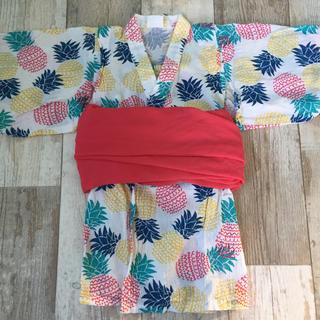 BREEZE - BREEZE 浴衣 サイズ80