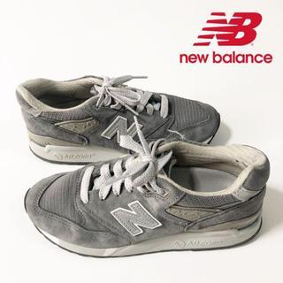 ニューバランス(New Balance)のNEW BALANCE/USA製 W998CH スニーカー 23cm(スニーカー)
