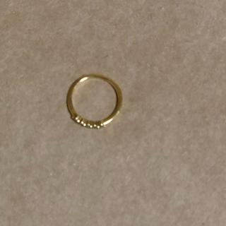 アーカー(AHKAH)のアーカー   ピンキーring(リング(指輪))