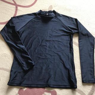 イオン(AEON)のスクール水着 長袖 ラッシュガード サイズ160 イオン(水着)