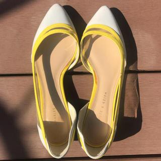チャールズアンドキース(Charles and Keith)のチャールズアンドキース フラットシューズ  ローファー パンプス サンダル 靴(ローファー/革靴)