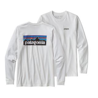 patagonia - パタゴニア ロンt m ホワイト