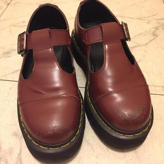 ドクターマーチン(Dr.Martens)のDr. Martens 厚底ローファー UK5(ローファー/革靴)