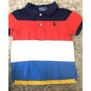 ラルフローレン(Ralph Lauren)のラルフローレン ポロシャツ 80(シャツ/カットソー)