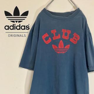 アディダス(adidas)の【稀少 クラブアディダス】CLUBadidasビッグロゴTEE〜2012年モデル(Tシャツ/カットソー(半袖/袖なし))