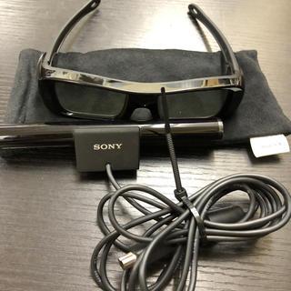 ソニー(SONY)の✴︎SONY 3Dメガネ、トランスミッターセット✴︎(その他)