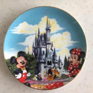 ディズニー(Disney)の東京ディズニーランド 飾り皿(キャラクターグッズ)