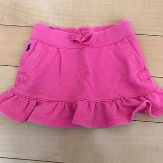 ラルフローレン(Ralph Lauren)のラルフローレン ピンクスカート(スカート)