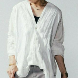 アンティカ(antiqua)のシャツ(シャツ/ブラウス(長袖/七分))