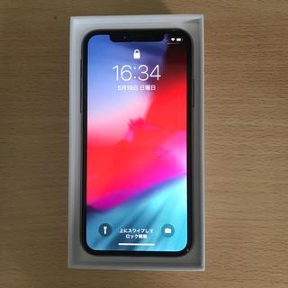 Apple - iPhone X 64GB SIMフリー☆ *画面軽度割れアリ