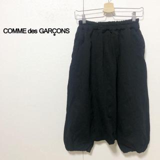 COMME des GARCONS - COMME des GARCONS/ポリ縮絨 サルエルパンツ F