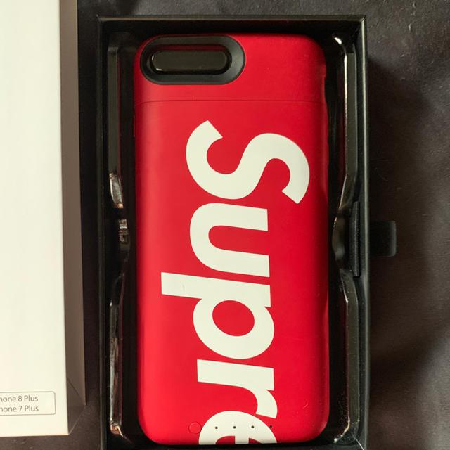 Supreme(シュプリーム)のsupreme juice pack air スマホ/家電/カメラのスマートフォン/携帯電話(バッテリー/充電器)の商品写真