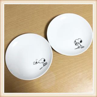 SNOOPY - ローソンスヌーピーお皿