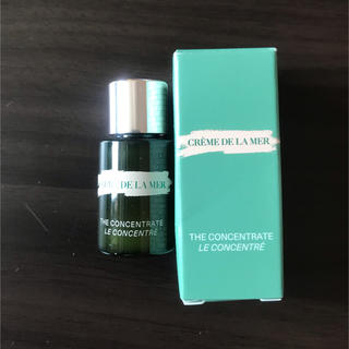 DE LA MER - ドゥ・ラ・メール コンセントレート 美容液サンプル5ml