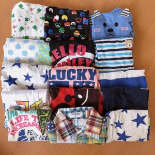 西松屋 - 15枚 新品もあり 男の子 服 まとめ売り
