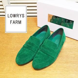 LOWRYS FARM - 【LOWRYS FARM】美品!ローリーズファーム★ローファー M