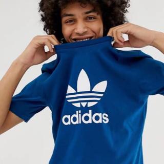 アディダス(adidas)のアディダス ビックロゴ T シャツ 3色(Tシャツ/カットソー(半袖/袖なし))