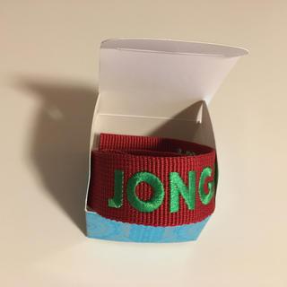 シャイニー(SHINee)の SHINee ジョンヒョン ネームタグ 未使用(K-POP/アジア)