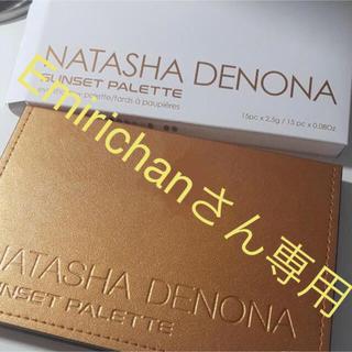 セフォラ(Sephora)のNATASHA DENONA  SUNSETPALETTE サンセットパレット (アイシャドウ)