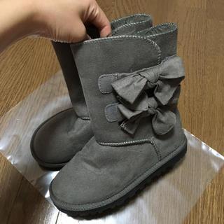 JENNI - JENNI  ムートン ブーツ 22