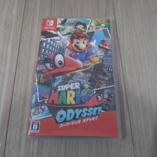 Nintendo Switch - スーパーマリオオデッセイ ニンテンドースイッチ switch オデッセイ