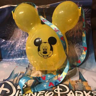 Disney - 【アメリカ限定】ミッキーバルーン♡ポップコーンバケット