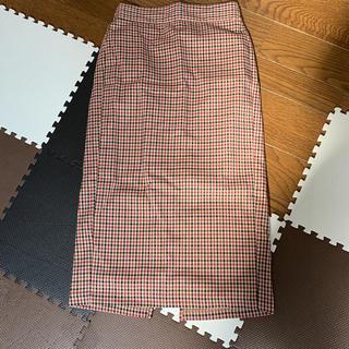ジーユー(GU)のスカート(ロングスカート)