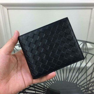 ボッテガヴェネタ(Bottega Veneta)のBOTTEGA VENETA 折り財布 大人気  正規品 メンズ(折り財布)