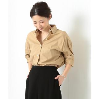 デミルクスビームス(Demi-Luxe BEAMS)のデミルクスビームス  コットン オーバーシャツ(シャツ/ブラウス(長袖/七分))