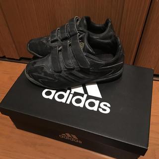 アディダス(adidas)のadidas 野球 スパイク ジュニア用 20㎝ 黒(シューズ)