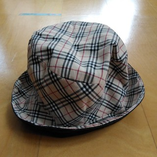 バーバリー(BURBERRY)のバーバリー帽子ベビー(帽子)