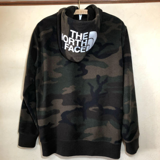 THE NORTH FACE - NORTH FACE カモフラパーカー