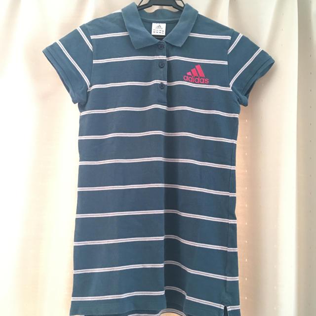 adidas(アディダス)のポロシャツ  アディダス レディースのトップス(ポロシャツ)の商品写真