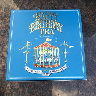 TWG  ♦︎ HAPPY BIRTHDAY TEA ♦︎ 缶入り/ティーリーフ(茶)