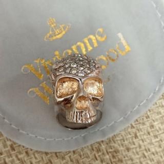 ヴィヴィアンウエストウッド(Vivienne Westwood)のvivienne westwood ヴィヴィアン リング 指輪 スカル 925(リング(指輪))