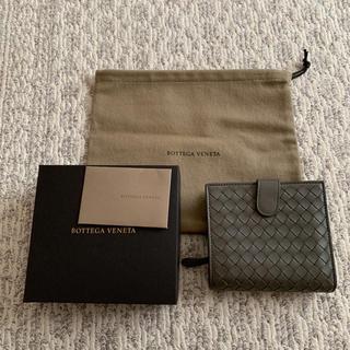 ボッテガヴェネタ(Bottega Veneta)のボッテガヴェネタ 二つ折り財布(財布)