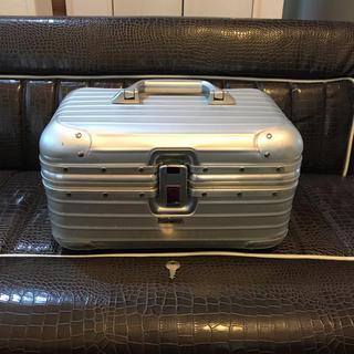 リモワ(RIMOWA)のリモワ トパーズ ビューティケース キー付き(トラベルバッグ/スーツケース)
