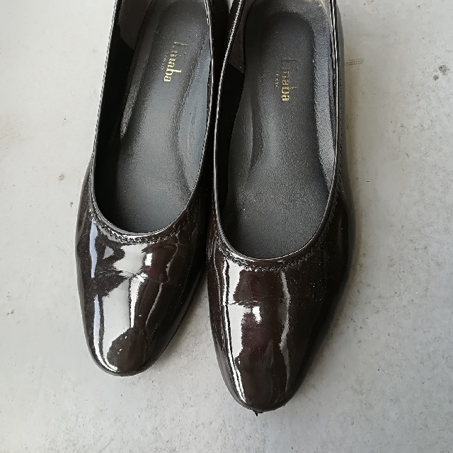 イナバ パンプス レディースの靴/シューズ(ハイヒール/パンプス)の商品写真
