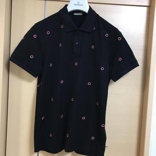 MONCLER - 新品試着のみ☆国内正規品モンクレール刺繍ドット柄 黒S MONCLER