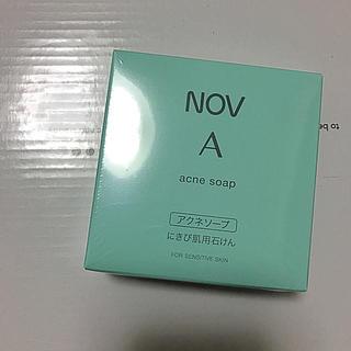 ノブ(NOV)のNOV ノブ アクネソープ (洗顔料)
