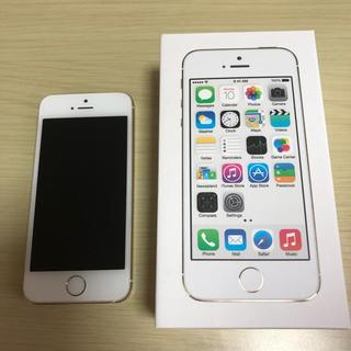 iPhone - iPhone 5s Gold 64 GB docomo