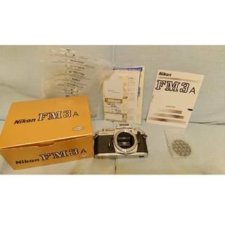ニコン(Nikon)のNikon FM3A フィルムカメラボディ ニコン(フィルムカメラ)