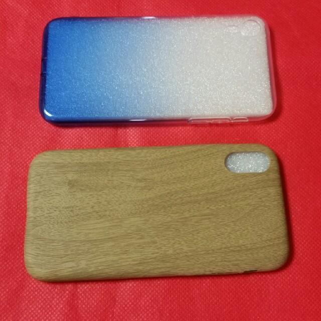 iPhoneXRケース 2個セット 10r xrの通販 by つかさめ's shop|ラクマ