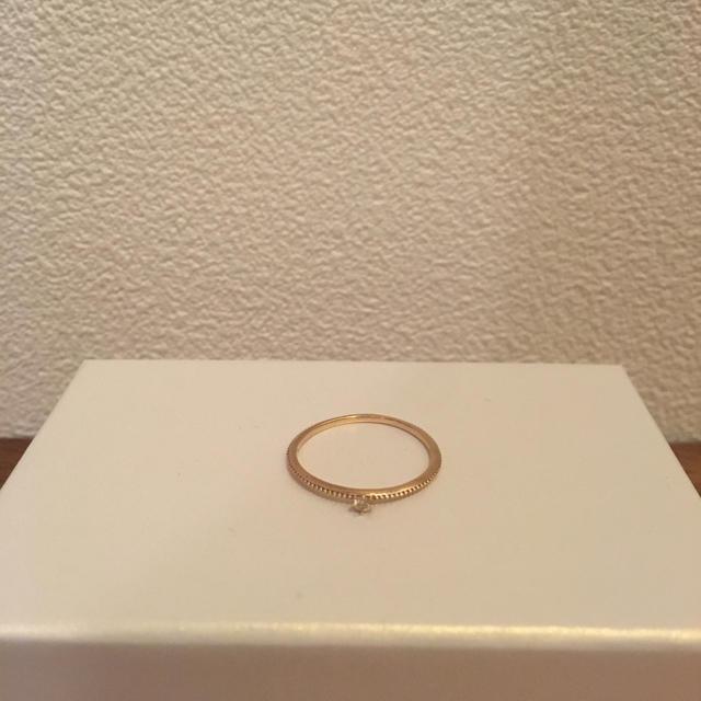 Enasoluna(エナソルーナ)のenasoluna エナソルーナ ダイヤモンドリング レディースのアクセサリー(リング(指輪))の商品写真