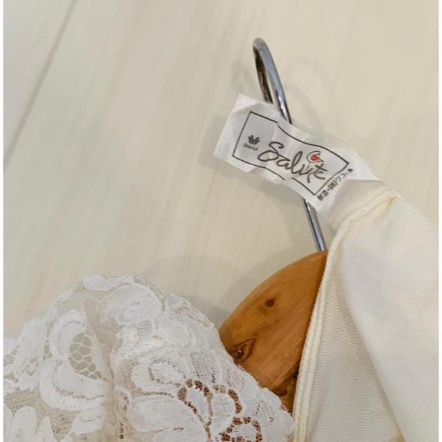 Wacoal(ワコール)のペチコート白 レディースの下着/アンダーウェア(その他)の商品写真