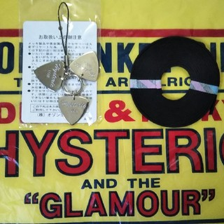 HYSTERIC GLAMOUR - 新品未開封 HYSTERIC GLAMOUR ヒステリックグラマー  チャーム