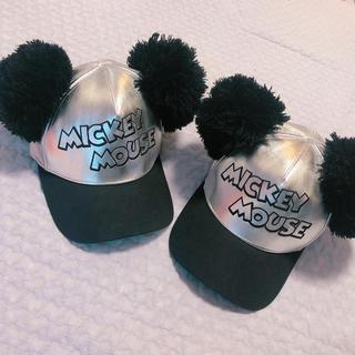 Disney - Disney  ミッキー帽子   キャップ