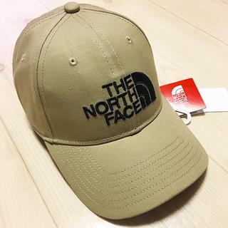 ザノースフェイス(THE NORTH FACE)の即完売品 THE NORTH FACE TNFロゴキャップ WB(キャップ)